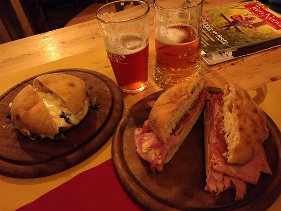 Stadlin: Birra e Panini