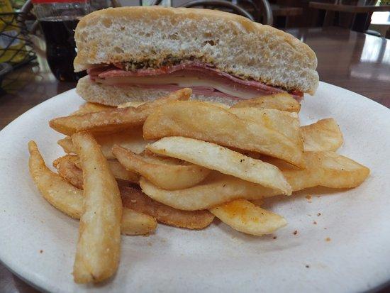 Sassagoula Floatworks And Food Factory Gluten Free Menu