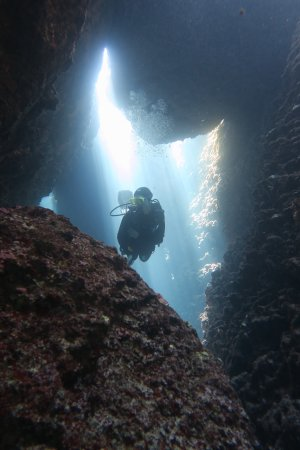 Dive2gether Crete: Fundive Dragon's Nose