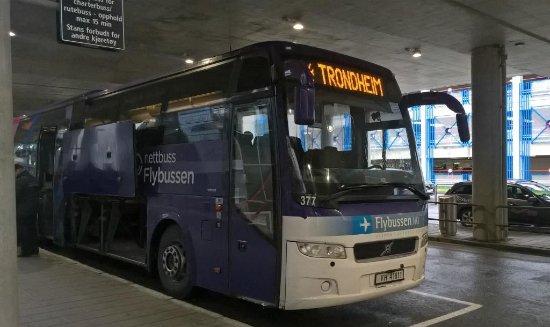 Flybussen Trondheim