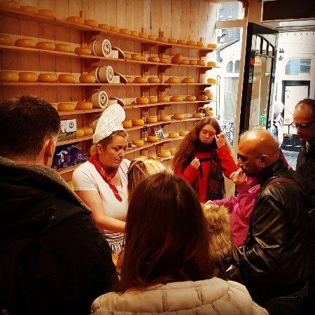 Free Food Tour Amsterdam