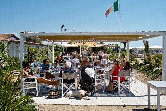 Veranda Foto Di Gilda Forte Dei Marmi Tripadvisor