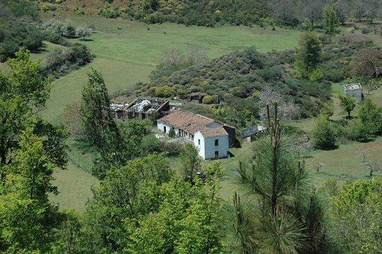 El Cortijo de Calderetas en Valleseco es un sitio precioso que no parece que esté en la isla