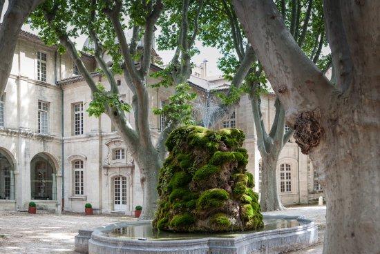Hôtel Cloître Saint-Louis, hôtels à Avignon