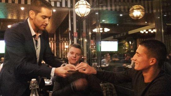 Au bureau vesoul luxe unique le bureau saran restaurant reviews
