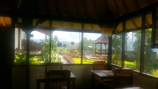 Mapa Lake View Bungalow : Best place to stay in kintamani