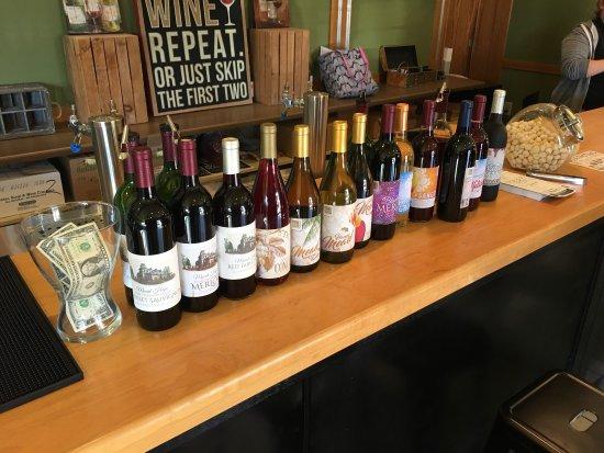 Mount Hope Wine Gallery