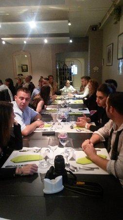 Restaurant la table des amis dans carvin avec cuisine for Table 52 chicago tripadvisor