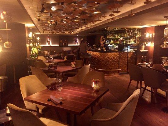 Das restaurant bild von nikkei nine hamburg tripadvisor for Innendesigner schweiz