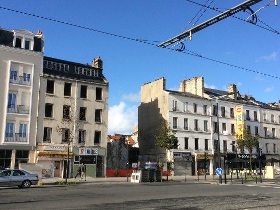 Centre-ville reconstruit du Havre