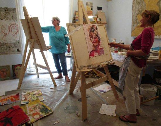Tiverton, UK: Liberate Your Soul workshop in Bosa, Sardinia