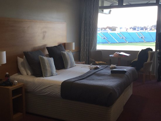 Headingley, UK: Our room