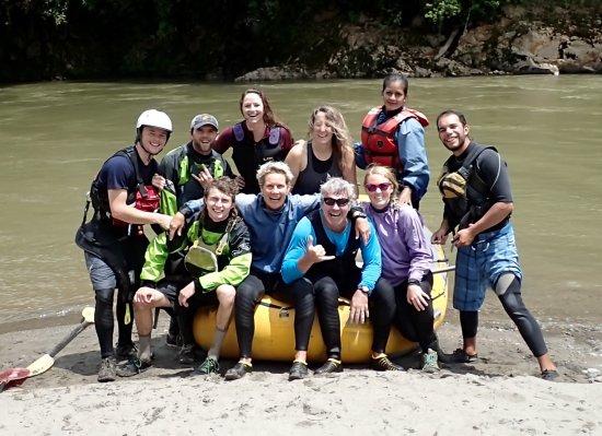 Rios Ecuador: The Team.