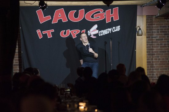 Laugh it up! Comedy Club