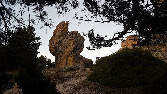 Duruelo de la Sierra, Spania: 20171026_190954_large.jpg