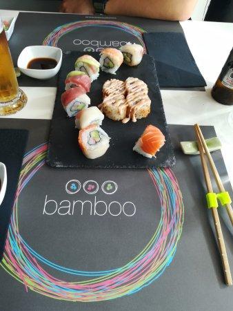 Bamboo sushi bar el puerto de santa maria restaurant reviews phone number photos tripadvisor - Sushi puerto santa maria ...