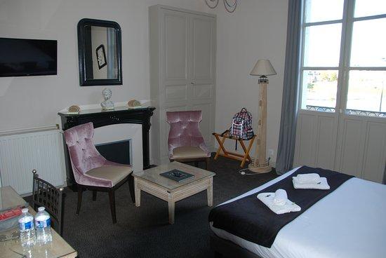 cristal hotel saumur frankrike omd men och prisj mf relse tripadvisor. Black Bedroom Furniture Sets. Home Design Ideas