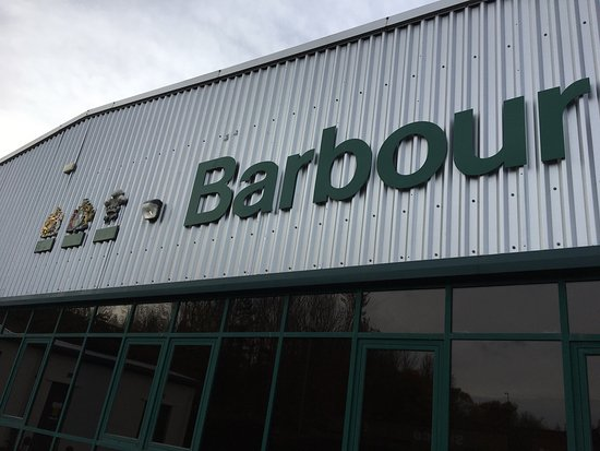 barbour clearance outlet south shields