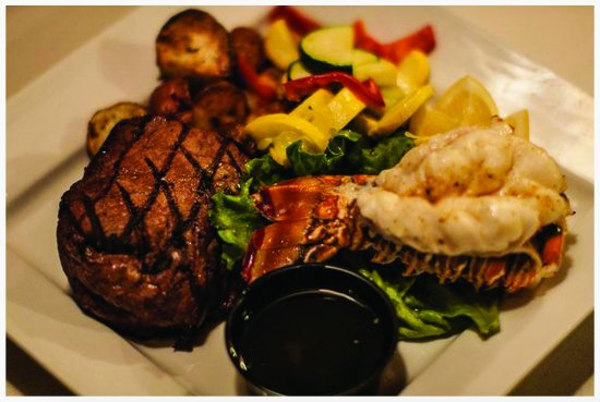 Laugh it up! Comedy Club: Surf and Turf!