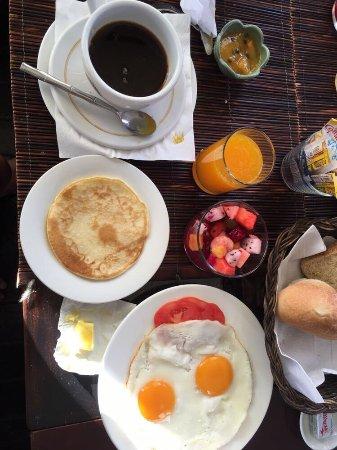 Residence Sisouk: Un petit déjeuner à la française parfait !