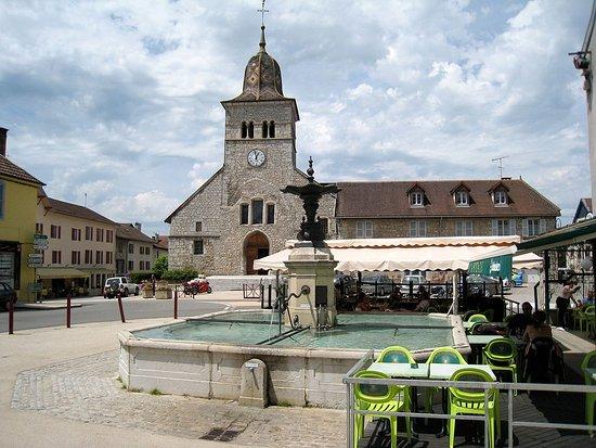 Eglise Saint Nithier