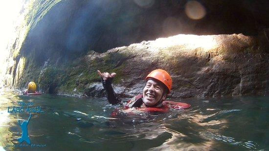 Jaguariaiva, PR: Trilha do Lago Azul