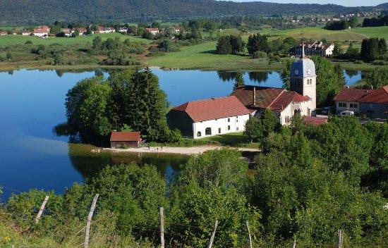 Grande-Rivière, France : Abbaye