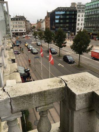 In Der Rezeption Wird Man Sehr Nett Empfangen Picture Of Grand Hotel Copenhagen Tripadvisor