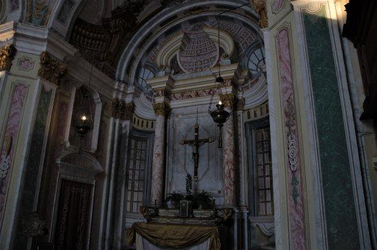 Рокка-Гримальда, Италия: Chapelle