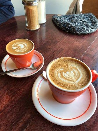 Youghal, Ireland: Badger & Dodo Irish Artisan Coffee