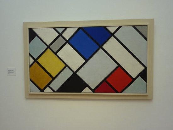 Gemeentemuseum Den Haag : Mondriaan