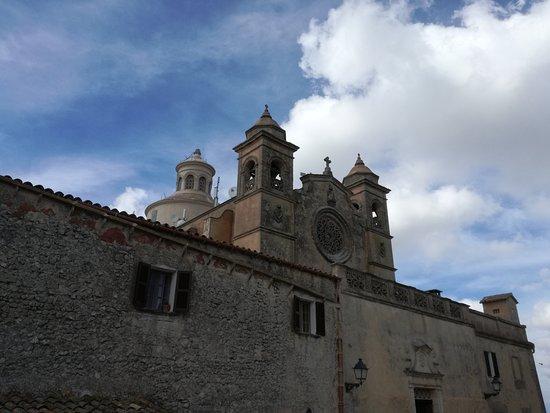 Petra, Hiszpania: Klosterkirche