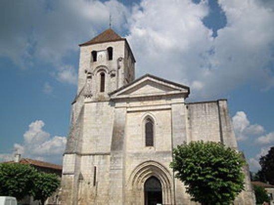 Barbezieux-Saint-Hilaire, ฝรั่งเศส: Eglise