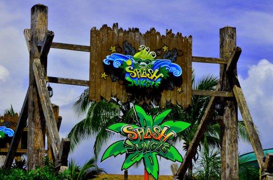 "Splash Jungle Waterpark: ""Splash Jungle"""