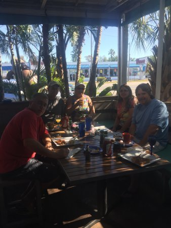 The Reef Restaurant St Pete Beach