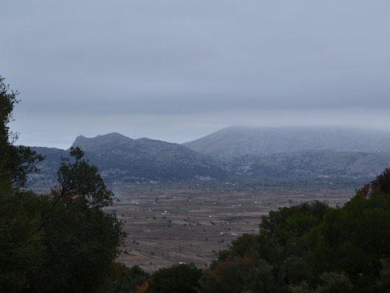 Lasithi Prefecture, Yunani: Herbststimmung auf dem Plateau