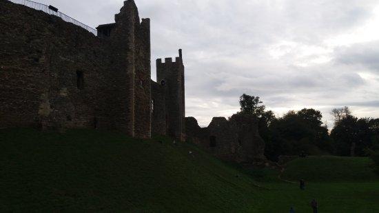 Framlingham, UK: Outside of Castle