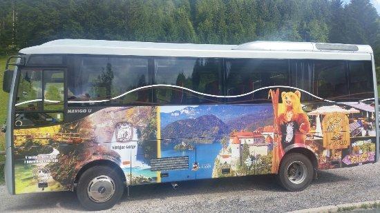 Zgornje Gorje, Slowenien: Gostilna Zatrnik