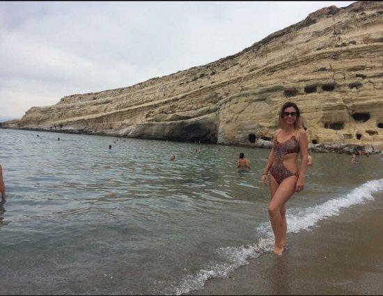 Matala beach: photo0.jpg