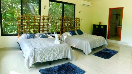 Villas wayak bacalar mexico hotel reviews photos for Villas bacalar