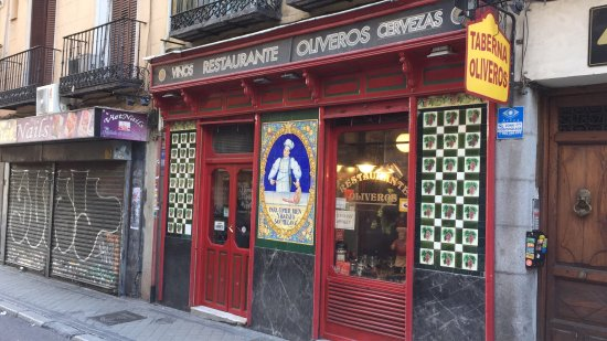 Taberna Restaurante Oliveros