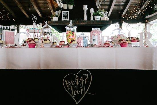 Candybar An Unserer Hochzeit Bild Von Heuchelberger Warte