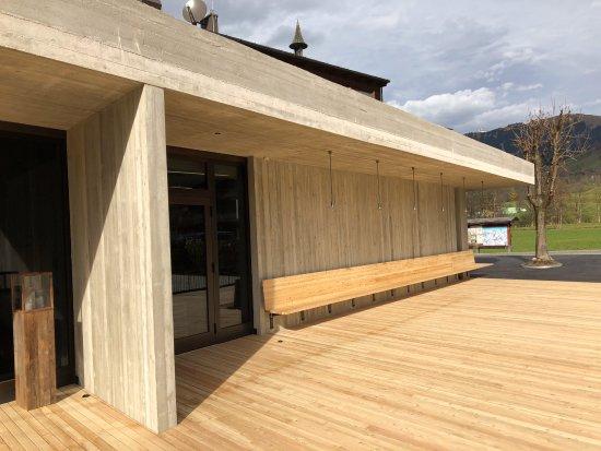 Aurach bei Kitzbuehel, Østrig: Außenansicht