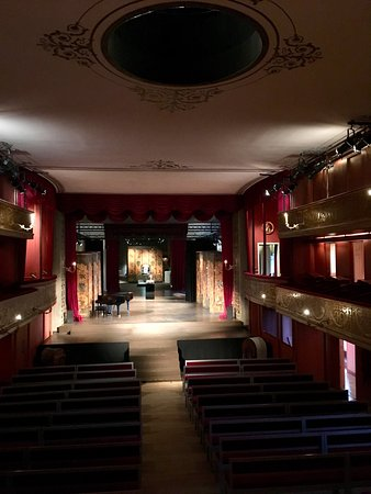 Teatermuseet i Hofteatret : photo1.jpg