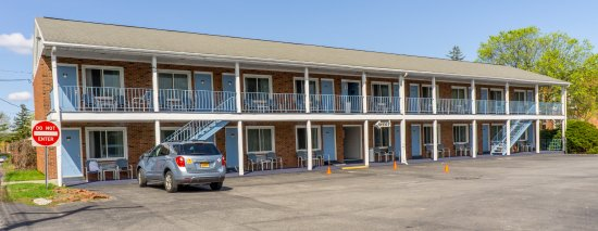 The Springs Motel: Motel charmant -