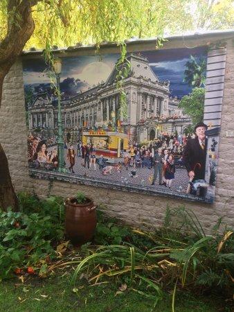 Vorst, Belgio: Au jardin
