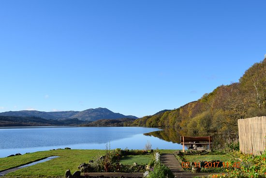 Callander, UK: November in Scotland