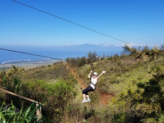 Ka'anapali, Hawaje: Yay. I did it!!!
