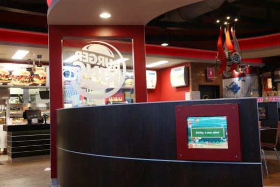 Rosbach vor der Hoehe, Alemanha: Rosbach - Burger King 1