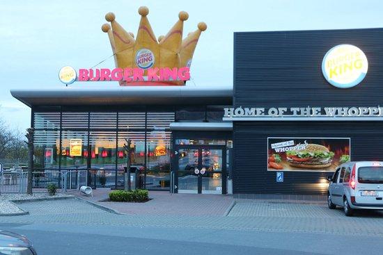 Rosbach vor der Hoehe, Alemanha: Rosbach - Burger King 2